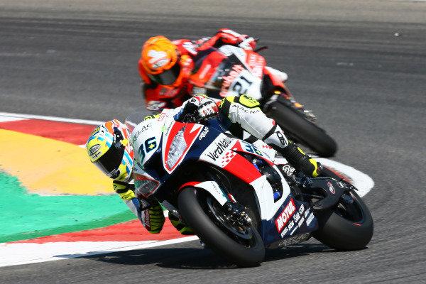 Leandro Mercado, Orelac Racing Team, Michael Ruben Rinaldi, Aruba.it Racing-Ducati SBK Team.