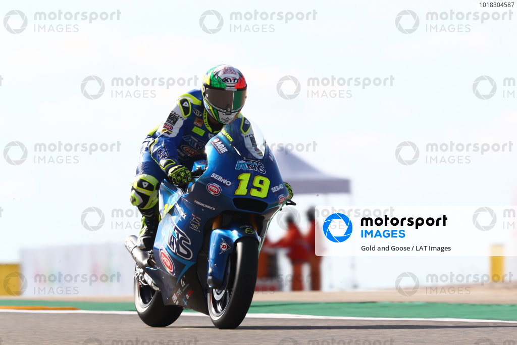 Lorenzo Dalla Porta, Italtrans Racing Team.