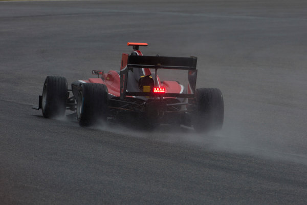 2017 GP3 Series Testing Estoril, Portugal. Wednesday 22 March 2017 George Russell (GBR, ART Grand Prix). Action.  Photo: Alastair Staley/GP3 Series Media Service ref: Digital Image 585A1332