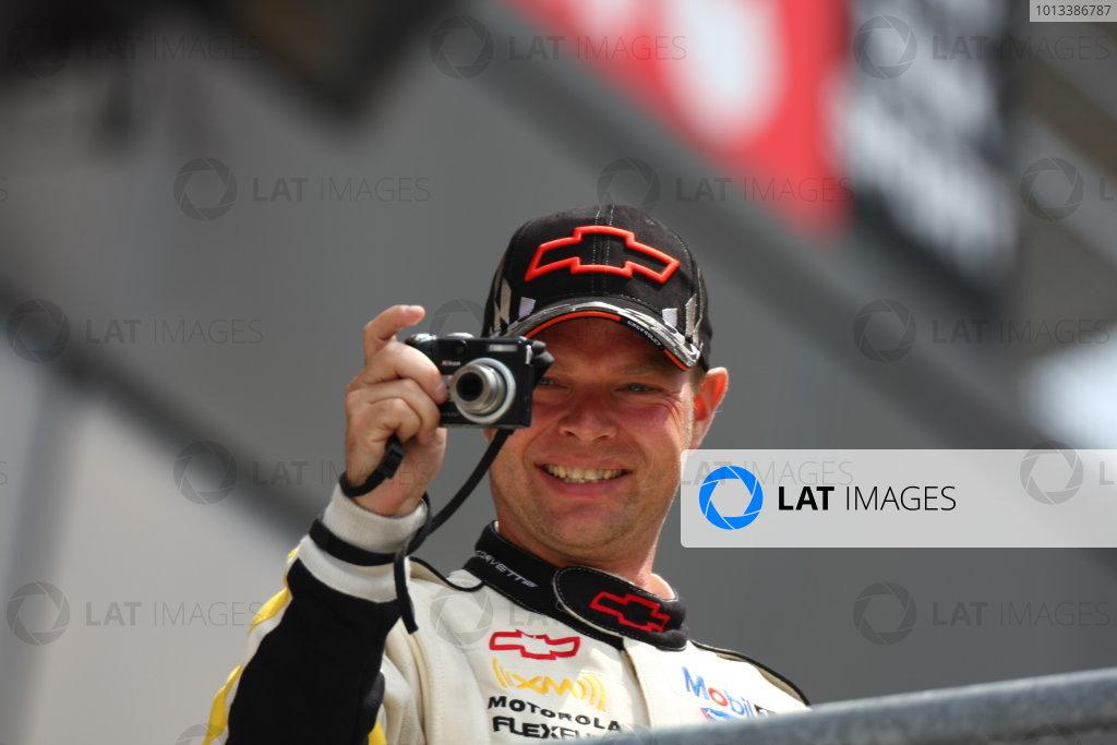 2009 Le Mans 24 Hours.