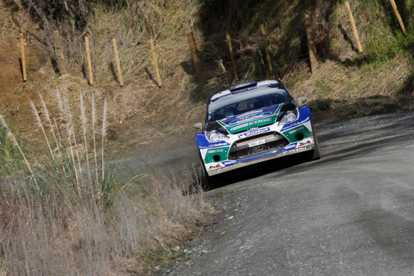 Round 7, Rally New Zealand, 21st-24th June 2012Jari Matti Lavala, Ford, action, action