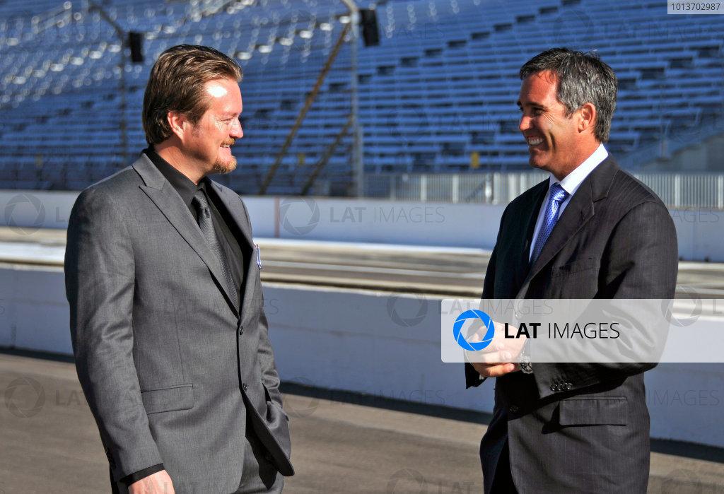 2012 IndyCar New Race Director Introduction