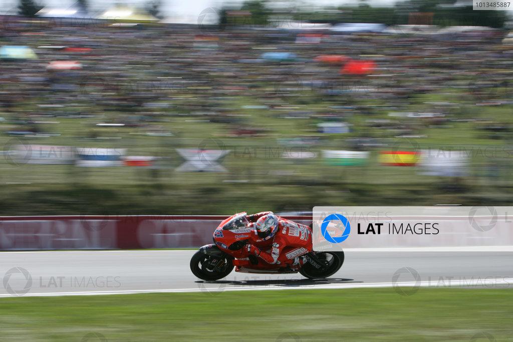 Czech Republic Brno 13-15 August 2010Casey Stoner Ducati Marlboro Team