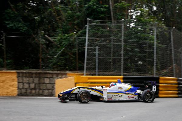 2015 Macau Formula 3 Grand Prix Circuit de Guia, Macau, China 18th - 22nd November 2015 Nick Cassidy (NZL) Tom???s Dallara Toyota World Copyright: XPB Images/LAT Photographic ref: Digital Image 2015-Macau-F3-AT1-0553