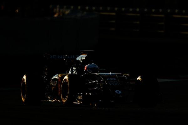 Circuit de Catalunya, Barcelona, Spain Thursday 25 February 2016. Kevin Magnussen, Renault RE16. World Copyright: Alastair Staley/LAT Photographic ref: Digital Image _79P4906