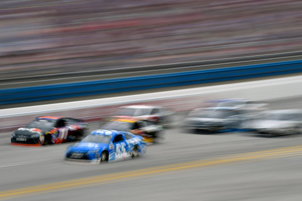 29 April-1 May, 2016, Talladega, Alabama USA Michael Waltrip and Denny Hamlin, FedEx Express Toyota Camry ? 2016, Nigel Kinrade LAT Photo USA