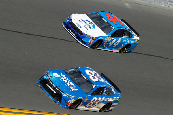 13-21 February, 2016, Daytona Beach, Florida USA Michael Waltrip ©2016, Matthew T. Thacker LAT Photo USA
