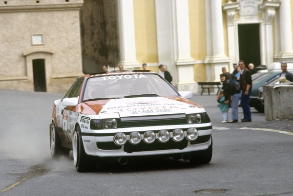 1988 World Rally Championship.
