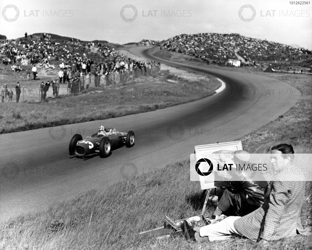 Zandvoort, Holland. 22nd May 1961.