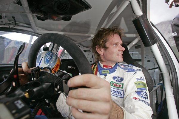 2006 FIA World Rally ChampionshipRound 13Rally of Turkey 200612th - 15th October 2006Marcus Gronholm, Ford, portrait.World Copyright: McKlein/LAT
