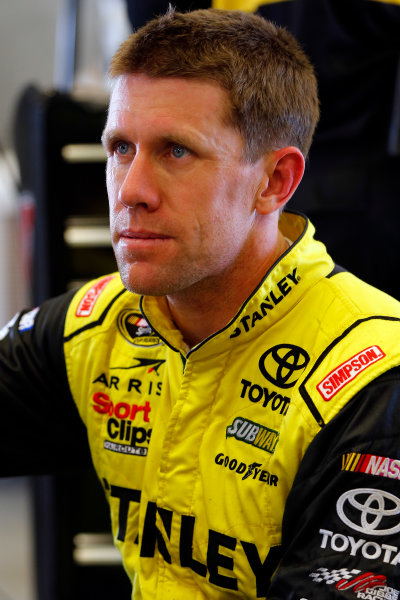 24-26 July, 2015, Indianapolis, Indiana USA Carl Edwards, Stanley Toyota Camry ?2015, Russell LaBounty LAT Photo USA