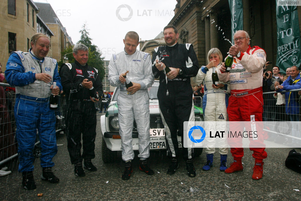 2008 Colin Mcrae Forest Stages,