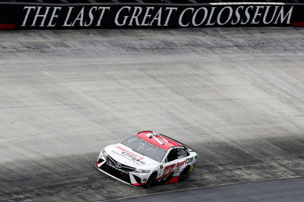 Monster Energy NASCAR Cup Series Food City 500 Bristol Motor Speedway, Bristol, TN USA Friday 21 April 2017 Erik Jones, Sport Clips Toyota Camry World Copyright: Matthew T. Thacker LAT Images ref: Digital Image 17BMS1mt1020