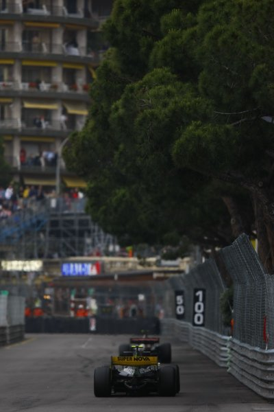 2008 GP2 Series. Round 3. Saturday Race. Monte-Carlo, Monaco. 24th May 2008.GP2 Series race action. World Copyright: Charles Coates/GP2 Series Media Service.ref:__26Y9600 jpg