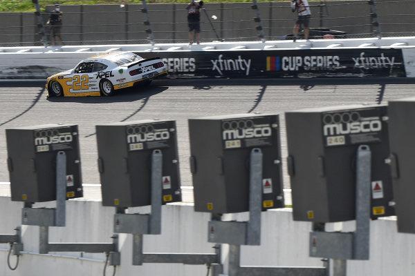 #22: Austin Cindric, Team Penske, XPEL Ford Mustang
