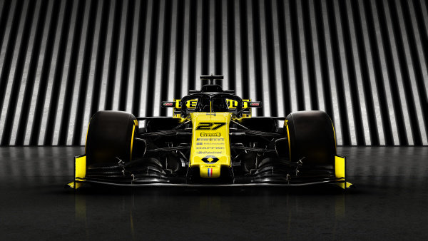 The new Renault Sport F1 Team R.S. 19