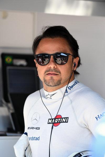 Felipe Massa (BRA) Williams at Formula One World Championship, Rd9, Austrian Grand Prix, Practice, Spielberg, Austria, Friday 7 July 2017.