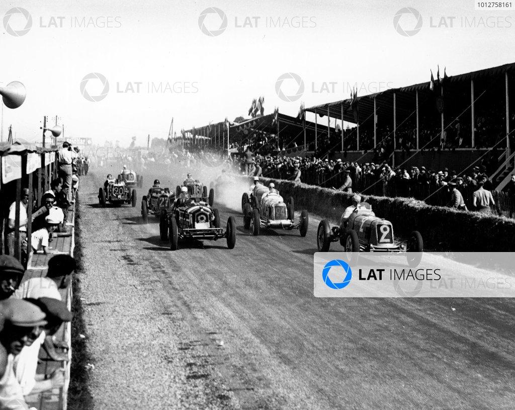 1934 Dieppe Grand Prix.