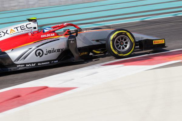 Ralf Aron (EST, Campos Vexatec Racing).