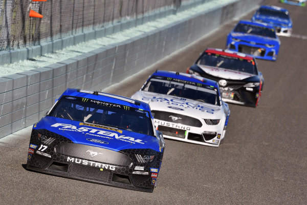 #17: Ricky Stenhouse Jr., Roush Fenway Racing, Ford Mustang Fastenal