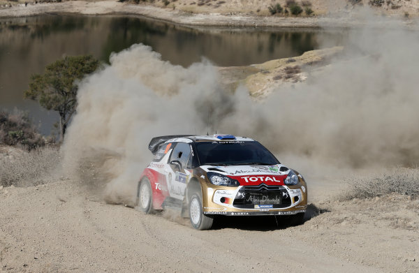 2013 World Rally Championship Rally Mexico 7th - 10th March 2013 Chris Atkinson, Citroen, action Worldwide Copyright: McKlein/LAT