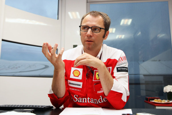 Stefano Domenicali (ITA) Ferrari General Director. Formula One World Championship, Rd 11, German Grand Prix, Practice Day, Hockenheim, Germany, Friday 23 July 2010.