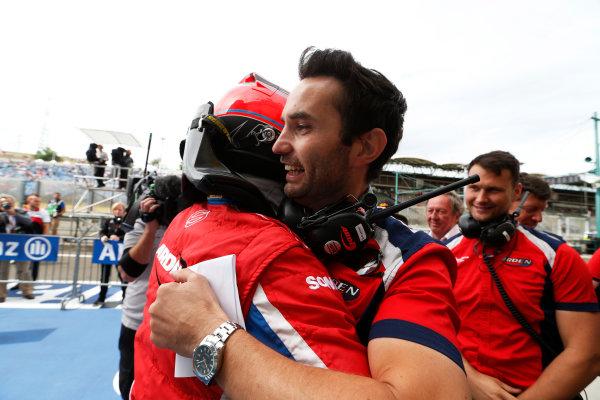 2015 GP3 Series Round 4.  Hungaroring, Budapest, Hungary. Sunday 26 July 2015. Kevin Ceccon (ITA, Arden International)  World Copyright: Sam Bloxham/LAT Photographic. ref: Digital Image _SBL6302