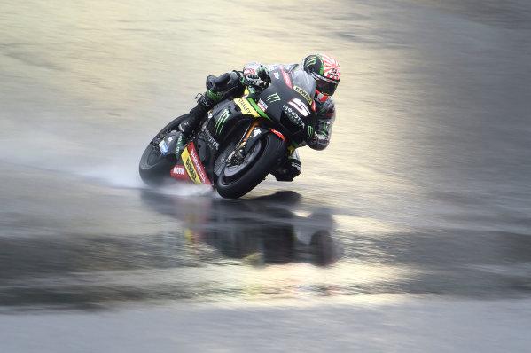 2017 MotoGP Championship - Round 15 Motegi, Japan. Friday 13 October 2017 Johann Zarco, Monster Yamaha Tech 3 World Copyright: Gold and Goose / LAT Images ref: Digital Image 696304