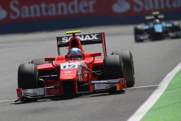 Valencia Spain. 25th June 2011. Saturday Race.Jolyon Palmer (GBR, Arden International). Action. Photo: Glenn Dunbar/GP2 Media Service. Ref: C27C5848 jpg