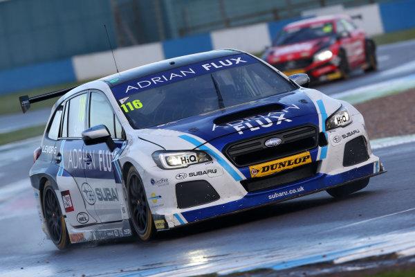 British Touring Car Championship, Donington Park, 15th-16 April 2017, Ashley Sutton (GBR) Team BMR Subaru Levorg World Copyright. JEP/LAT Images