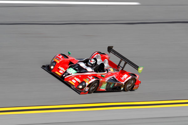 2017 Rolex 24 Hours. Daytona, Florida, USA Thursday 26 January 2017. #38 Performance Tech Motorsports ORECA FLM09: James French, Kyle Mason, Patricio O'Ward, Nicholas Boulle World Copyright: Alexander Trienitz/LAT Images ref: Digital Image 2017-24h-Daytona-AT2-0628