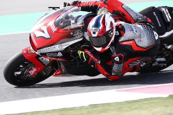 Lorenzo Baldassarri, MV Agusta Forward Racing.