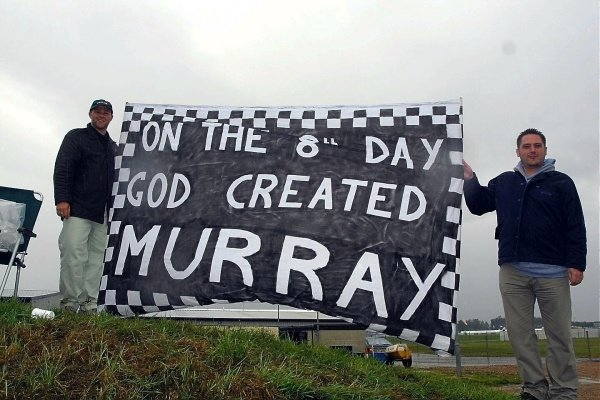 Murray Walker fans