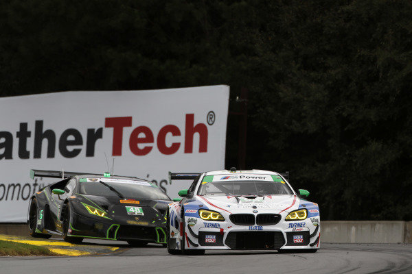 #96 Turner Motorsport BMW M6 GT3, GTD: Dillon Machavern, Markus Palttala, Don Yount