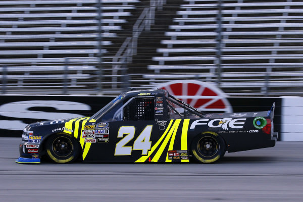 #24: Justin Haley, GMS Racing, Chevrolet Silverado Fraternal Order Of Eagles