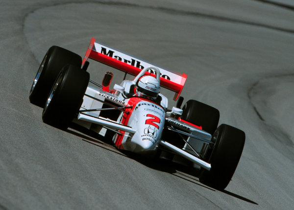2000 CART Miami G P. Homestead-Miami SpeedwayMiami, Florida, USA, 26 March, 2000Gil de Ferran (Marlboro Team Penske Reynard-Honda). Pole Position-2000, Phil Abbott, USALAT PHOTOGRAPHIC