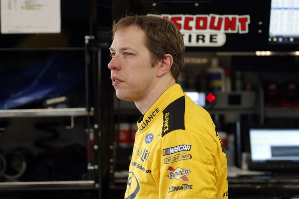 #2: Brad Keselowski, Team Penske, Ford Mustang Alliance Truck Parts