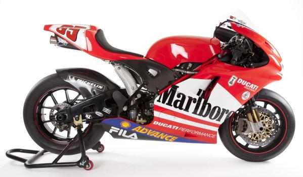 Ducati GP3.