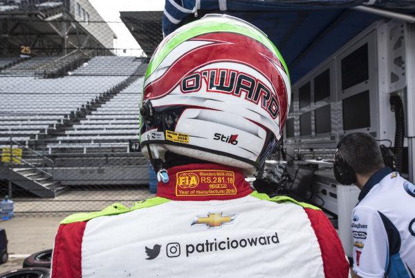 Patricio O'Ward, Carlin Chevrolet