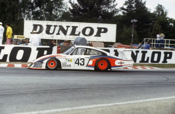 1978 Le Mans 24 Hours.