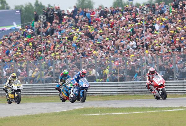 2017 Moto2 Championship - Round 8 Assen, Netherlands Sunday 25 June 2017 Takaaki Nakagami, Idemitsu Honda Team Asia World Copyright: David Goldman/LAT Images ref: Digital Image 680243