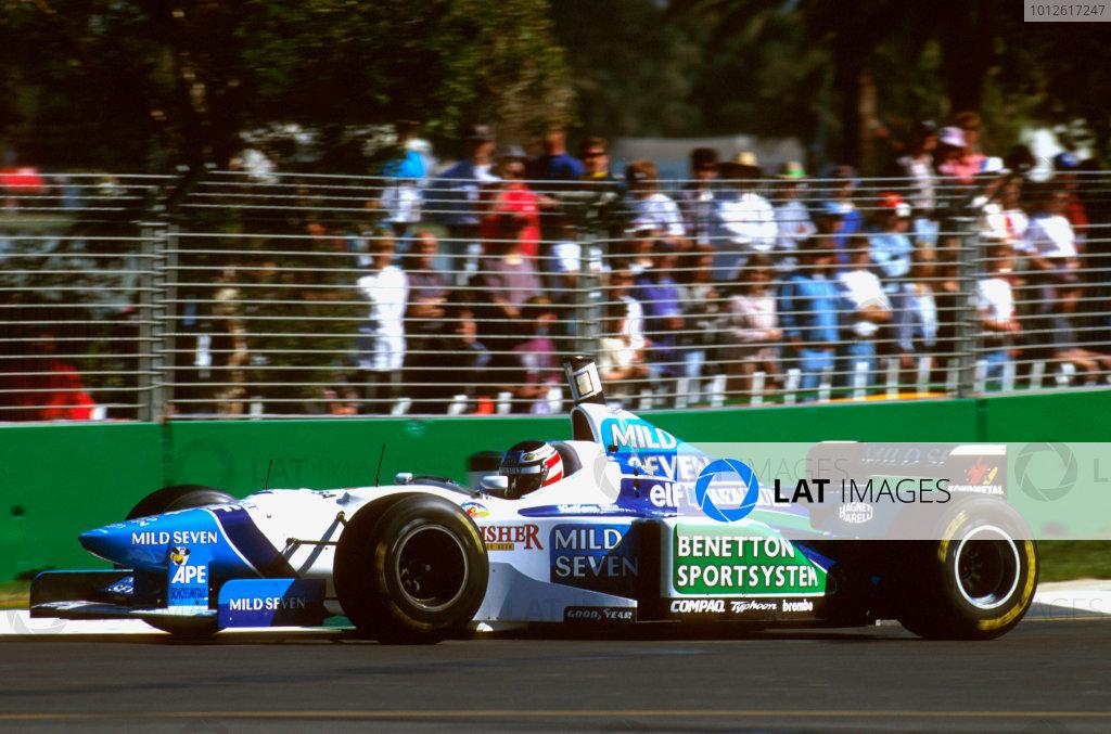 1996 Australian Grand Prix.