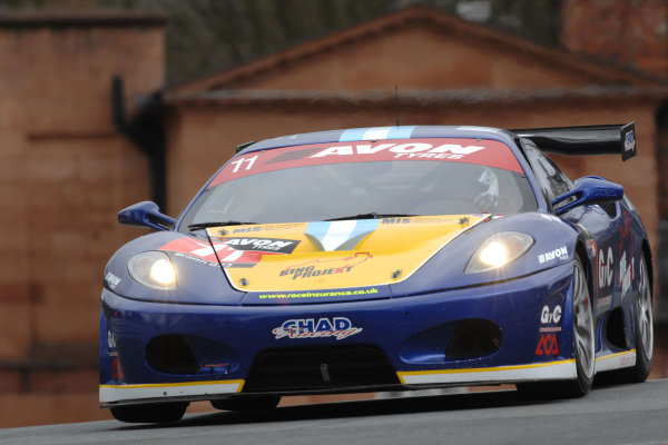 3rd-5th April 2010, Oulton Park