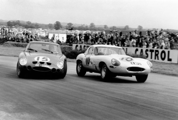 Goodwood, West Sussex, England. 24 August 1963.