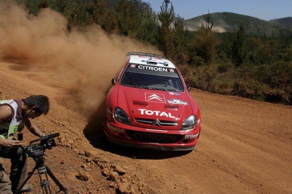 2006 FIA World Rally Champs. Round 6Rally Australia 26-29 October 2006Xavier Pons, Citroen, actionWorld Copyright: McKlein/LAT