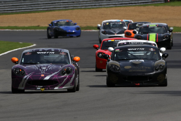 2017 Ginetta GRDC Plus,  Brands Hatch, 5th-6th August 2017, Gary Wager  World Copyright. JEP/LAT Images