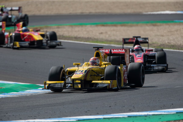 2017 FIA Formula 2 Round 10. Circuito de Jerez, Jerez, Spain. Saturday 7 October 2017. Norman Nato (FRA, Pertamina Arden).  Photo: Andrew Ferraro/FIA Formula 2. ref: Digital Image _FER2031