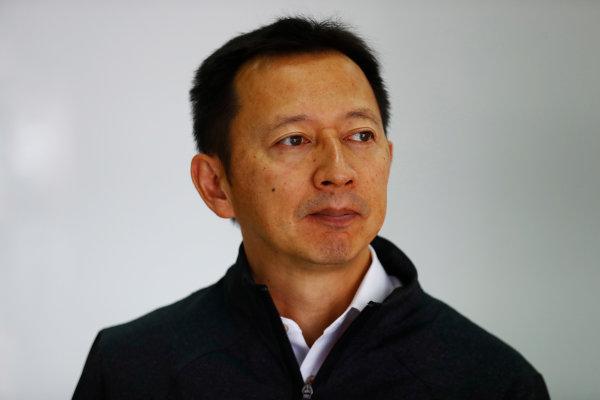 Sepang International Circuit, Sepang, Malaysia. Friday 29 September 2017. Yusuke Hasegawa, Senior Managing Officer, Honda.  World Copyright: Steven Tee/LAT Images  ref: Digital Image _R3I2256