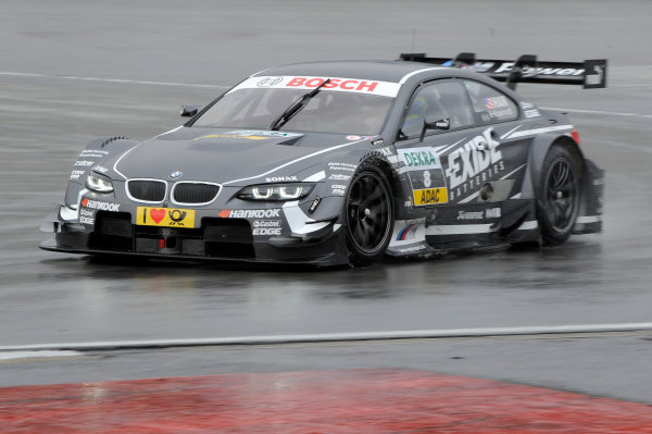 Hockenheim, Germany 10th April 2013 Joey Hand (USA); BMW Team RBM; BMW M3 DTM World Copyright: xpb Images/LAT Photographic ref: Digital Image 2579632_HiRes