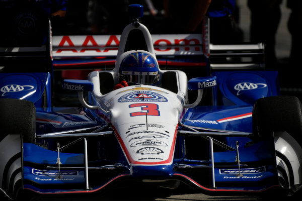 2017 Verizon IndyCar Series Toyota Grand Prix of Long Beach Streets of Long Beach, CA USA Friday 7 April 2017 Helio Castroneves World Copyright: Scott R LePage/LAT Images ref: Digital Image lepage-170407-LB-0304